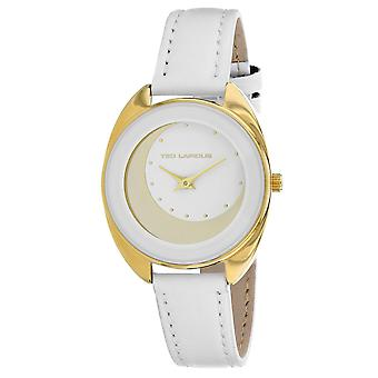 Ted Lapidus Women's Classic White Dial Watch - A0629BAPF