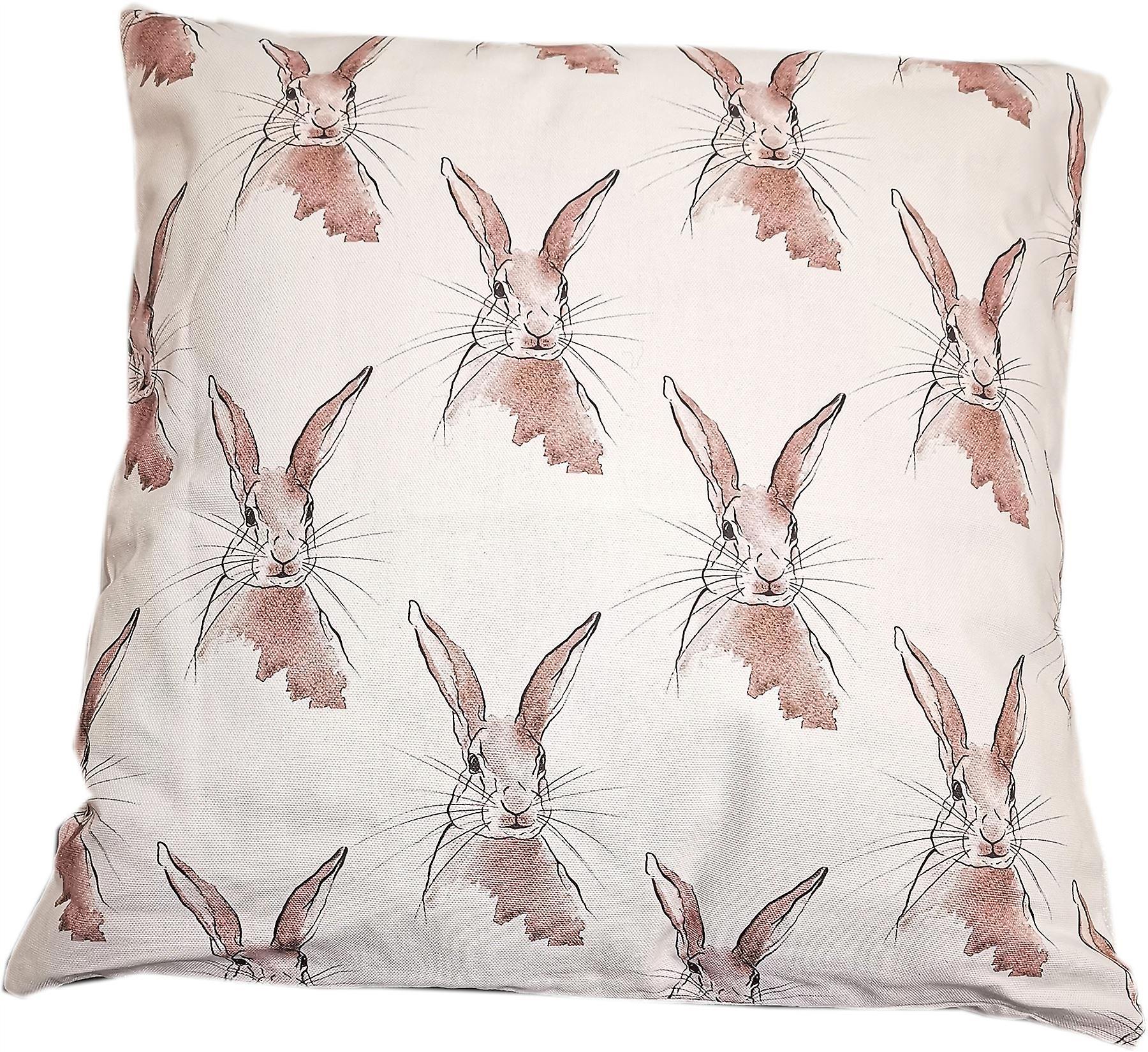 Clare Baird Highland Collection - Mountain Hare Cushion