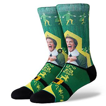 Stance Foundation Mens Socks ~ I Know Him (Elf)