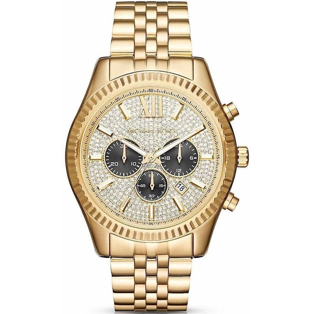 Michael Kors Men's Lexington Chronograph Watch MK8494