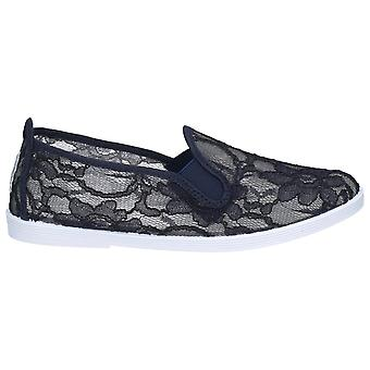 Flossy Womens/Ladies Bimba Slip on chaussure
