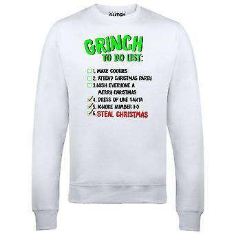 Men's grinch sweatshirt