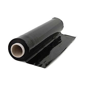 500Mmx300M Eco Czarna paleta Folia foliowa kurczyć