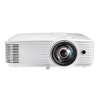 Projektor Optoma W308STe 3600 LM WXGA HDMI biela