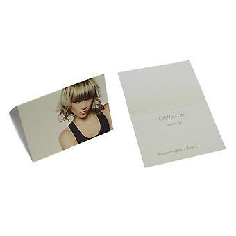 Agenda cadeaubon-Hair x 10