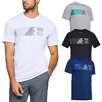 Under Armour Mens 2020 UA Fast Left Chest 2.0 SS Soft Cotton Loose Fit T-Shirt