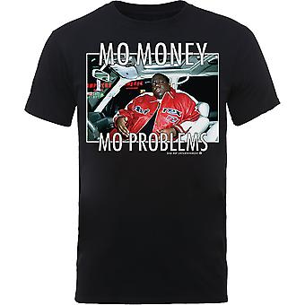 Notorious BIG Biggie Smalls Mo Money Problems 2 Official T-Shirt