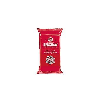Renshaw Flower & Modelling Paste 250g åÐ Carnation Red