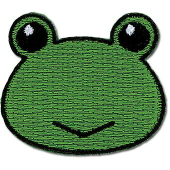 Patch - Certain Scientific Railgun - New Gekota Frog Iron-On Gifts Anime ge44741
