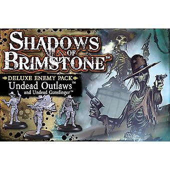 Undead Outlaws Deluxe Enemy Pack Shadows of Brimstone