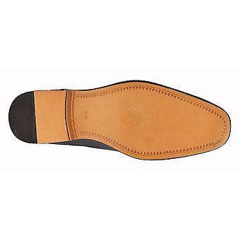 Kensington Classics Mens Oxford Tie Lace Up Leather Shoes