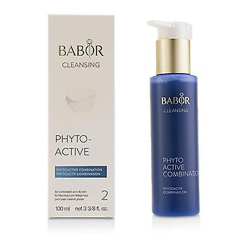 Babor Cleansing Phytoactive Combination - For Combination & Oily Skin - 100ml/3.4oz