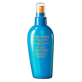 Shiseido Sun Protection oil-free SPF 15
