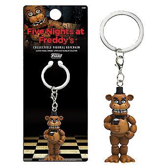 Five Nights At Freddy's Freddy Figural Keychain