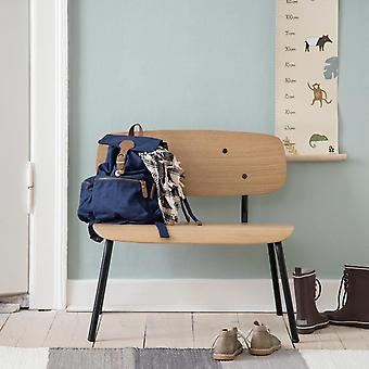 Sebra - kids bench - oakee