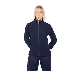 Portwest aran ladies workwear fleece jacket coat f282