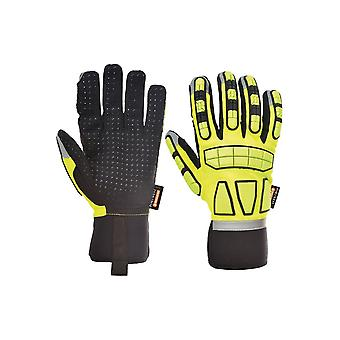 Portwest safety impact glove unlined a724