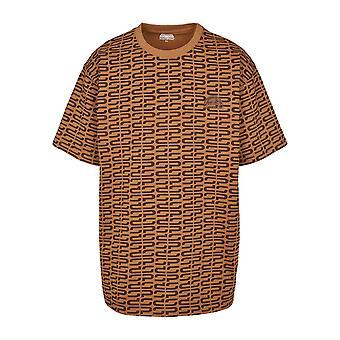 Southpole Men's T-Shirt Southpole Logo AOP