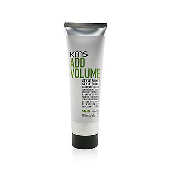 Kms California Add Volume Style Primer (volume And Structure For Easy Style-ability) - 150ml/5oz