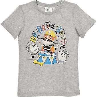 T-paita Paw Patrol - Ole rohkea Be You