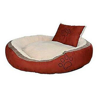 Trixie Dog Bed Bonzo Cozy Beige and Brown L (Dogs , Bedding , Matresses and Cushions)