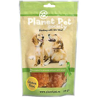 Planet Pet Snack Filete de Pollo (Dogs , Treats , Chewy and Softer Treats)
