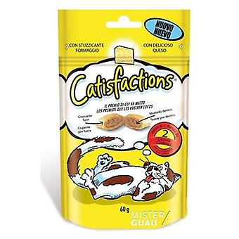 Catisfactions Cheese Snacks (Cats , Treats , Biscuits)