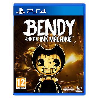 Buigbaar en de inkt Machine PS4 spel
