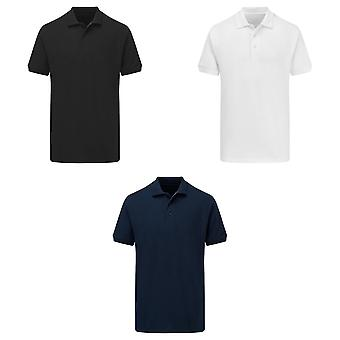 Ultimate Adults Unisex 50/50 Pique Polo