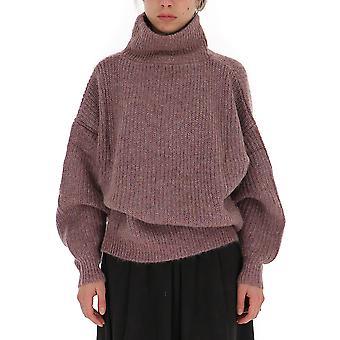 Isabel Marant ÉToile 19apu110919a064e40 Women's Pink Wool Sweater