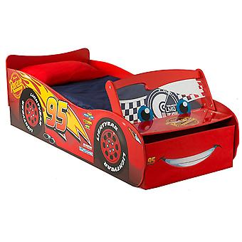 Contoured Lounger with Disney Cars Lightning lights