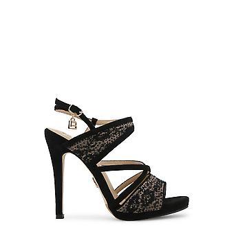 Laura Biagiotti Original Women Spring/Summer Sandals - Black Color 30989