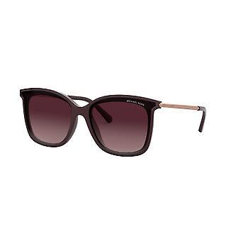 Michael Kors Zermatt MK2079U 33448H Cordovan Solid/Cordovan Gradient Sonnenbrille