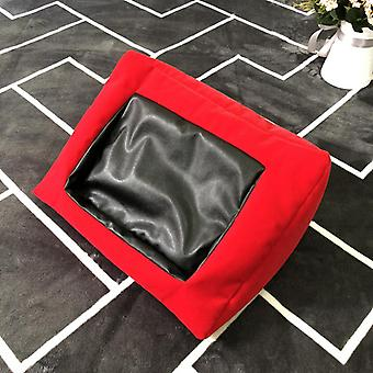 Foldable laptop tablet pillow holder rest reading cushion pad for tablet ipad books magazines