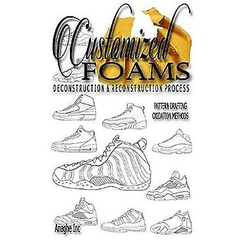 Customized Foams Deconstruction and Reconstruction Process by Boyd & Anthony