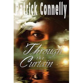 THRILLER Through the Curtain Cozy Mystery Romance by Patrick & Connelly