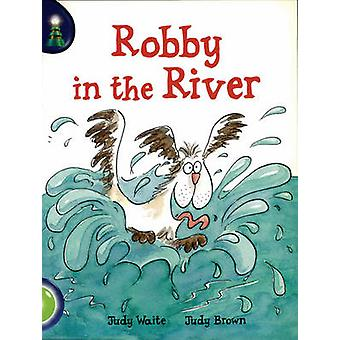 Lhse Green Bk4 Robby In River by Judy Waite