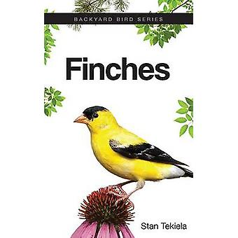 Finches by Stan Tekiela - 9781591935308 Book