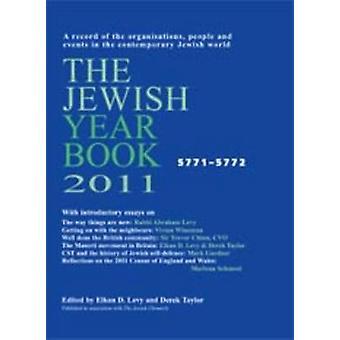 Jewish Year Book - 2011 by Derek Taylor - Elkan Levy - 9780853038634 B
