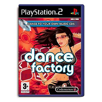Fábrica de Dança (PS2) - Nova Fábrica Selada