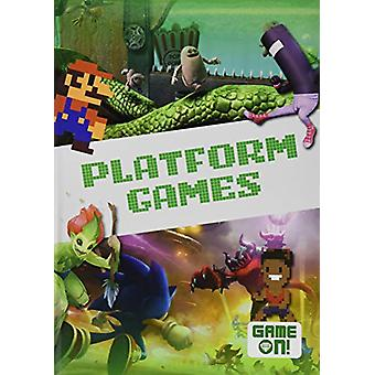 Platform Games by Kirsty Holmes - 9781786374080 Book
