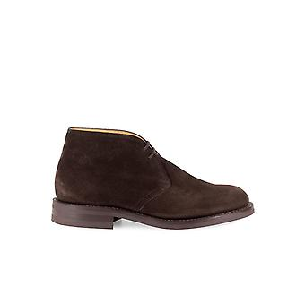 CHURCH'S RYDER 3 BROWN SUEDE BOOT
