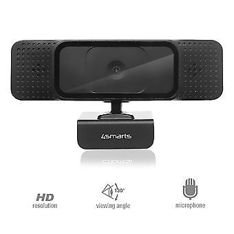 720p Universal Webcam Cam Black Camera Laptop PC Accessories with USB Port