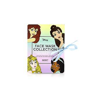 Disney set of 4 princess face mask set