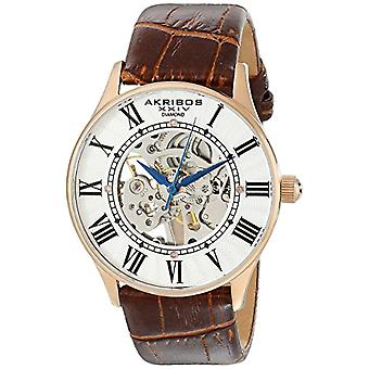 Akribos XXIV Clock Man Ref. AK499RG, A