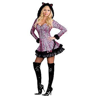 Women Sexy Pouncer Costume