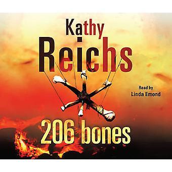 206 Bones por Reichs & Kathy