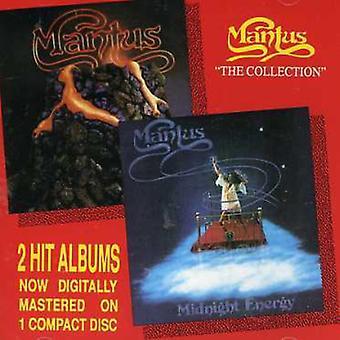 Mantus - Mantus: Collection [CD] USA import