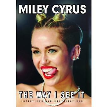 Miley Cyrus - Way I See It [DVD] USA import