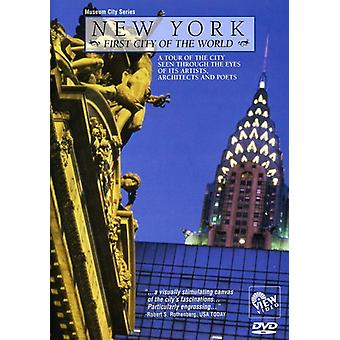 New York-First City of the World [DVD] USA import